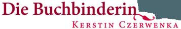 Buchbinderin Kerstin Czerwenka - Logo